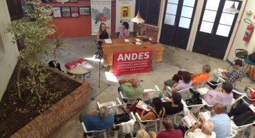 CSPM participa do XVI Encontro Regional RS do ANDES-SN